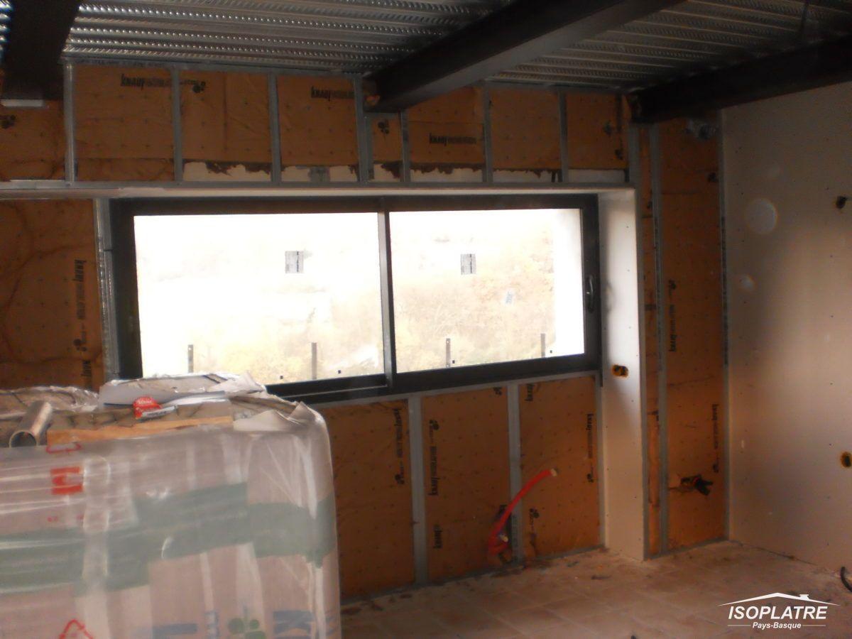 travaux d 39 isolation thermique et phonique au pays basque. Black Bedroom Furniture Sets. Home Design Ideas